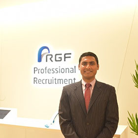 Tahmidul Islam, Senior Manager, RGF Professional Recruitment Japan