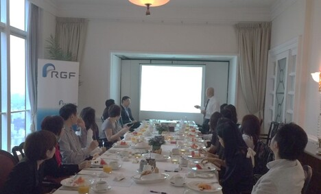 Rgf Finance Breakfast Roundtable