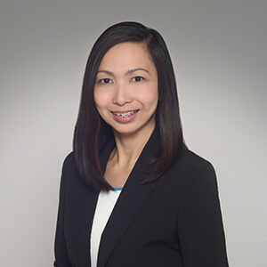 ELloraine Ventura, Senior HR Executive, RGF Executive Search Singapore